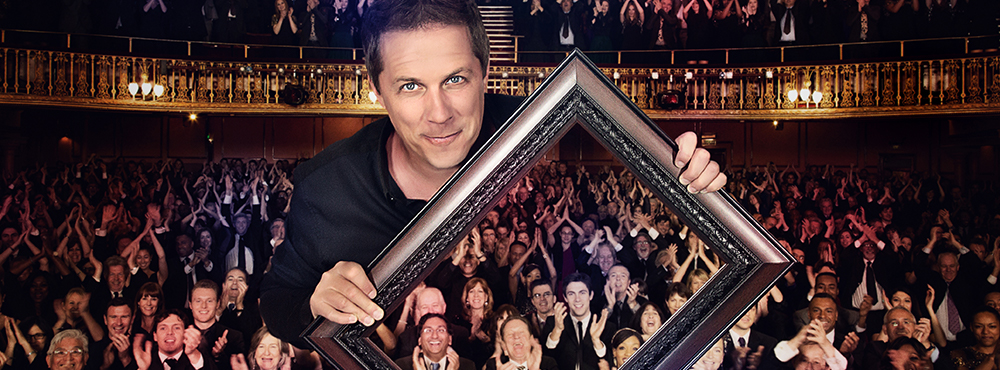Photo of Mike Super, celebrity illusionist
