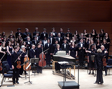Image of Adelphi Chorale and Adelphi Vocal Ensemble