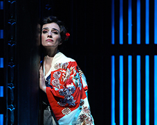 Image from Puccini's <em>Madama Butterfly</em>